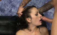 Whore Jordyn Eve Gets Fucked In The Throat
