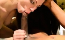 Slutty beautiful hotwife having a large penis that is black