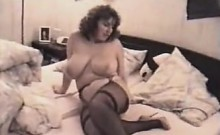 Classic Milf With Huge All-naturals Fucks