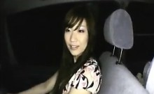 Buxom Asian beauty is in heaven when a stiff cock invades h