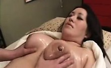 Big Breasted Japanese Ladies Explore Their Exciting Lesbian