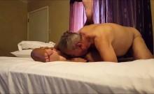 Mature Couple Enjoy Mutual Oral Pleasure