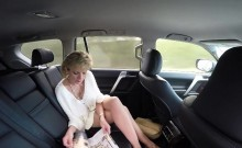Unfaithful English Milf Lady Sonia Flashes Her Heavy Breasts