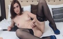Hot and Wild Pussy Masturbation of Horny Babe
