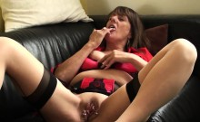 Clit Pierced Uk Granny Masturbating