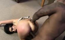 Anal Slut Aria Aspen Gets Stuffed With A Black Cock