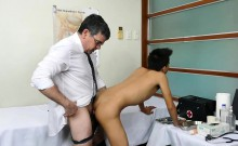 Doctor Daddy Barebacks Asian Boy Nishi