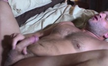Beefy Muscle Deepthroating Before Analsex