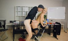 Brazzers - Big Tits at Work - Sales Pitch sce