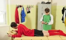 Ariel Black And Vitali Kutcher Blowjob At The Massage Table