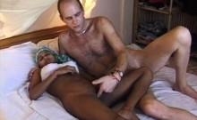 Busty Indian Teen Gets A German Cock