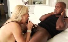 Stunning MILF Brandi Love intense interracial sex scene