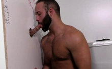 Men.com - Luke Adams And Tobias - For A Good