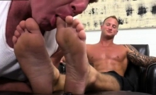 Young men feet movie gay Dev Worships Jason James' Manly Fee