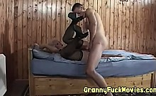 Granny hungry for fresh cocks