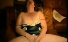 Mature Woman Having An Orgasm