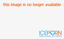 Cock-hungry broad bends over and has her pink asshole fille