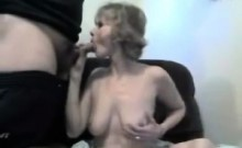 When she falls on her husband mature woman enjoys to be sho