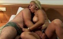 Real life sex couple is having passionate sex in bedroom