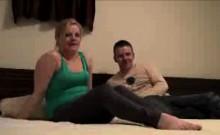 Amateur undresses blonde Dutch hooker in street