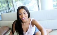 Ebony stepsister teen pov