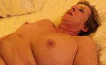 Swinging Grandma Enjoys New Dick in her pussy