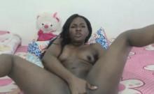 Ghetto Ebony Ready For Some Nasty DP