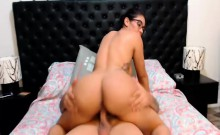 Hot and Sexy Brunette Babe Get Her Pussy Fucked
