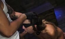 Kaylee Banks rough bondage fuck