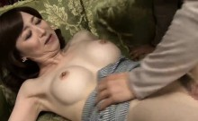 Mature Asian With Nice Boobs