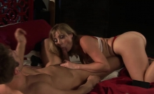 Adrianna Nicole gets a hard pecker