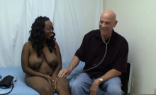 Bbw Ebony Gets Fucked In Various Positions