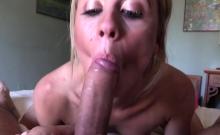 Hot pornstar rimming and facial