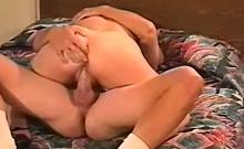 Hot amateur girlfriend takes her boyfriends big dick