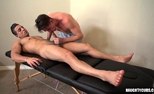 Hot Gay Oral Sex With Massage