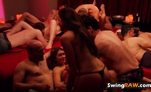 Kinky Couple Heads To The Red Room