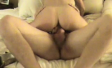 Hotwife In Bed With A Lover