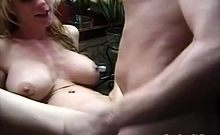 Big Boobs Blonde Ava Gets Fucked For An Anal Creampie