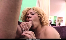 MILF Michelle Honey Big Titted Get Cum Showered