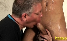 Lusty Homosexual Boy Gets The Best Pleasure In A Bdsm Scene