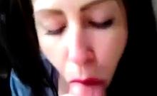She Sucks Cock Till She Taste Cum In Her Mouth