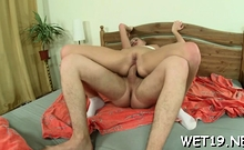 Magnificent blonde russian floozy Ivana Sugar begs for shaft