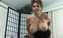 Kinky Granny In A Hot Outfit Likes It Rough